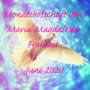 Monatsbotschaft Maria Magdalena Juni 2020