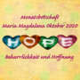 Monatsbotschaft Maria Magdalena Oktober 2020