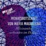 Monatsbotschaft Maria Magdalena Oktober 2021